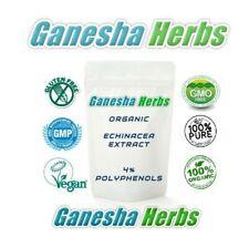 Organic Echinacea Purpurea 10:1 Concentrated Extract Powder 50 grams non GMO