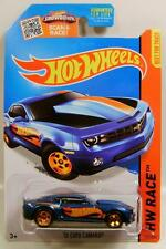 2013 '13 Chevy Chevrolet Copo Camaro Ss Hot Wheels Hw Race Diecast