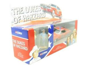 Corgi Diecast CC05301 The Dukes of Hazzard Dodge Charger and Figures 1.36 Scale