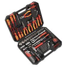 Sealey Siegen S01217 Electrician's Tool Kit 90pc
