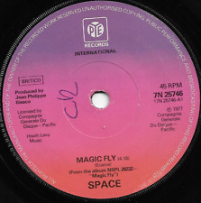 SPACE - MAGIC FLY / BALLAD FOR SPACE LOVERS 1977 - ORIGINAL 70s ELECTRONIC DISCO