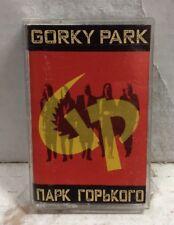 Gorky Park Cassette