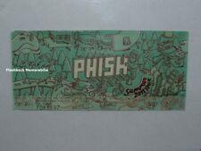 PHISH 2011 Concert Ticket Stub ALPHARETTA ENCORE PARK Anastasio GRAPHICS Rare