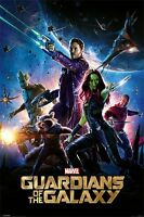 GUARDIANS OF THE GALAXY ONE SHEET 91.5 X 61CM POSTER NEW  OFFICIAL MERCHANDISE