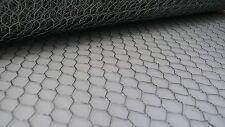 Chicken/Rabbit Wire Netting 600mm x 13mm x 0.7mm x 50mtr - Quality Wire