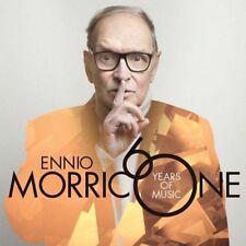 ENNIO MORRICONE Morricone 60 Deluxe CD+DVD NEW