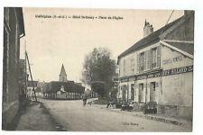 77 COLLEGIEN , HOTEL SAINT REMY , PLACE DE L' EGLISE