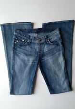 Rock & Republic Women's Jeans Flare Medium Dark Wash Size 26