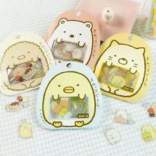 Deal~ *Set of 4 San-x Sumikko Gurashi Sticker Sack Packs+Bonus Japan*~Us Ship