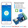 WHDTS WiFi Momentary Inching & Self-Locking Relay Delay Switch Module Low Power