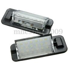 LED BULB LICENSE NUMBER PLATE LIGHT LAMP FOR BMW 3 SERIES E36 318 M3 ERROR FREE