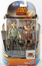 Star Wars Rebels Mission Series cikator VIZAGO & IG-RM 2 Figures pack