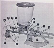 184 Mccormick Ih Farmall Super A Runner Planter Manual Cub 130 140 Tractor 1pt