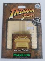 Indiana Jones Metal Earth Ark of the Covenant Disney Park Exclusive