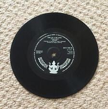 "MELANIE - BRAND NEW KEY, A GERMAN-MADE 7"" VINYL, BUDDAH RECORDS, 2011-105 (1971)"