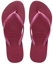 57dc58dec790c Original Havaianas Slim Flip Flops - Women - 11 Colours - UK Size 3 4 5
