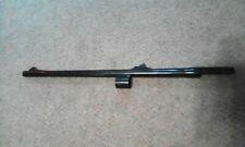 "Remington 1100 12 gauge 22"" Slug Barrel Smooth Bore Home Defense Blued"