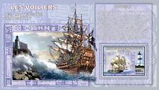 Sailing ships Lighthouses s/s de Luxe (4) MNH #CDR0712d