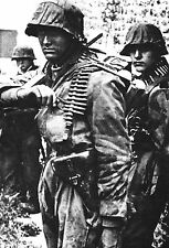 """WW2 - France 1944 - Grenadiers de la Division """"Hitlerjugend"""""""