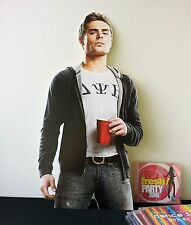 Zac Efron Standee DISPLAY STAND NEW Neighbors Sexy Hot Hunk Guy
