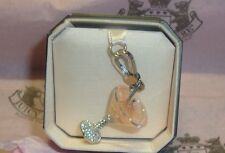 NWT Juicy Couture Slv 21 Birthday Cosmo Charm For Bracelet,Necklace,Handbag