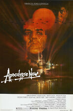 Apocalypse Now (1979) Marlon Brando movie poster print 7