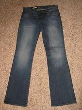 EUC KUT From The Kloth Natalie Stretch Bootcut Blue Denim High Rise Jeans Sz 6