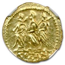 Thracian/Scythian Gold Stater (1st Century BC) MS NGC - SKU#149670