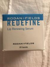 Rodan+fiepds Redefine Lip Renewing Serum 60 Capsules