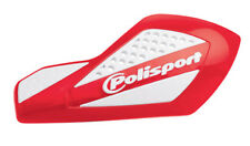 POLISPORT 1989-1998 SUZUKI RMX250 HAND GUARD FREE FLOW RED 8304700007