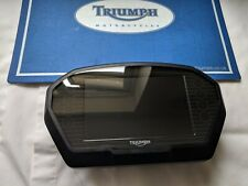 triumph tiger explorer 1215 clock speedo tacho instruments TFT screen cluster