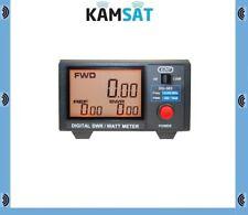 "Cb Radio Digital SWR WATT Meter 3.5"" LCD for Two-Way Radios DG-503 200W"