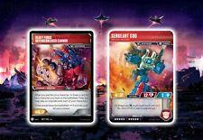 Kaijudo 1X INFERNUS THE AWAKENED Super Rare S4//S5 6DSI DragonStrike Infernus