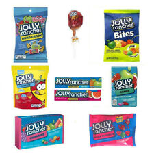 Jolly Rancher Filled Pops, Sweets Gummies Misfits Sours - FREE P&P