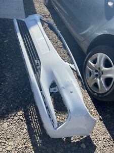 VAUXHALL ASTRA K 2016 ONWARDS FRONT BUMPER IN WHITE