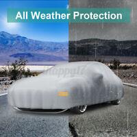 Outdoor Car Cover Waterproof Windproof Adjustable Durable For Tesla Model 3