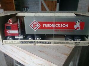 mylint semi fredrickson fleet footed service nib
