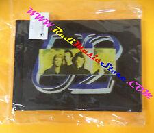 PORTAFOGLIO Wallet U2 NERO BLACK 10x14 cm BONO VOX no cd dvd lp mc vhs live