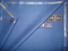 100% LANA MERINO EXTRAFINE Suiting Tessuto Made in englanbd da John Foster - 3.4 M