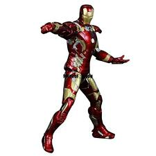 Marvel Iron Man Action Figure Superhero Iron Man Tonny MK 43 PVC Figure Toy