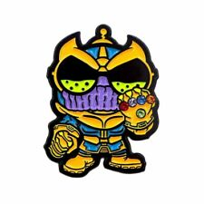 Gauntlet Cute Pin Brooch Avengers Thanos holding the Infinity