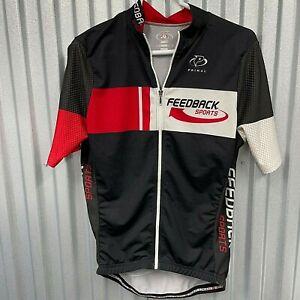 Primal Feedback Sports Racecut Cycling Jersey Mens  Sz Large Colorado  USA