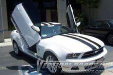 Ford Mustang 11-14 Lambo Style Vertical Doors VDI Bolt On Hinge Kit