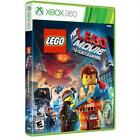 The LEGO Movie Videogame (Microsoft Xbox 360, 2014) New!!