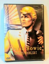 David Bowie: Serious Moonlight DVD; Live Concert Tour 1983
