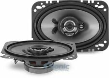 """Clarion SRG4633C 200W 3-Way 4"""" x 6"""" Good Series Coaxial Car Stereo Speakers"""