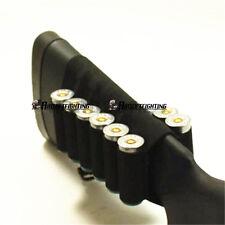 8Shells 12-16 Gauge Shotgun Shell Cartridge Holder Buttstock Hunting Accessory