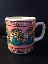Lucy & Me Lucy Rigg Enesco Teddy Bear Coffee Mug Cup #63