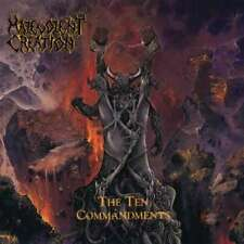 Malevolent Creation - Ten Commandments  the NEW CD