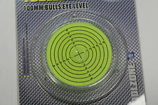 GRANDE 100mm Bulls Eye / Orbit superficie Livella ( bolla livella ATTREZZO)